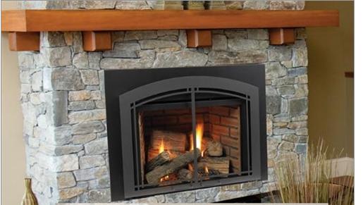Pleasant Cozy Cabin Stove Fireplace Shop Monessen Harmony Interior Design Ideas Grebswwsoteloinfo