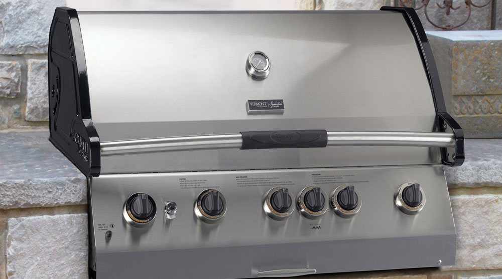 Vermont Castings 5 Burner 525 Signature Series Natural Gas Model
