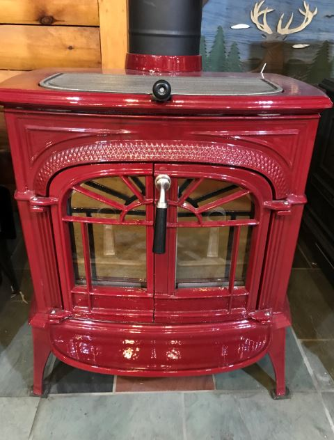 Vermont Castings Intrepid Wood Stove - Display