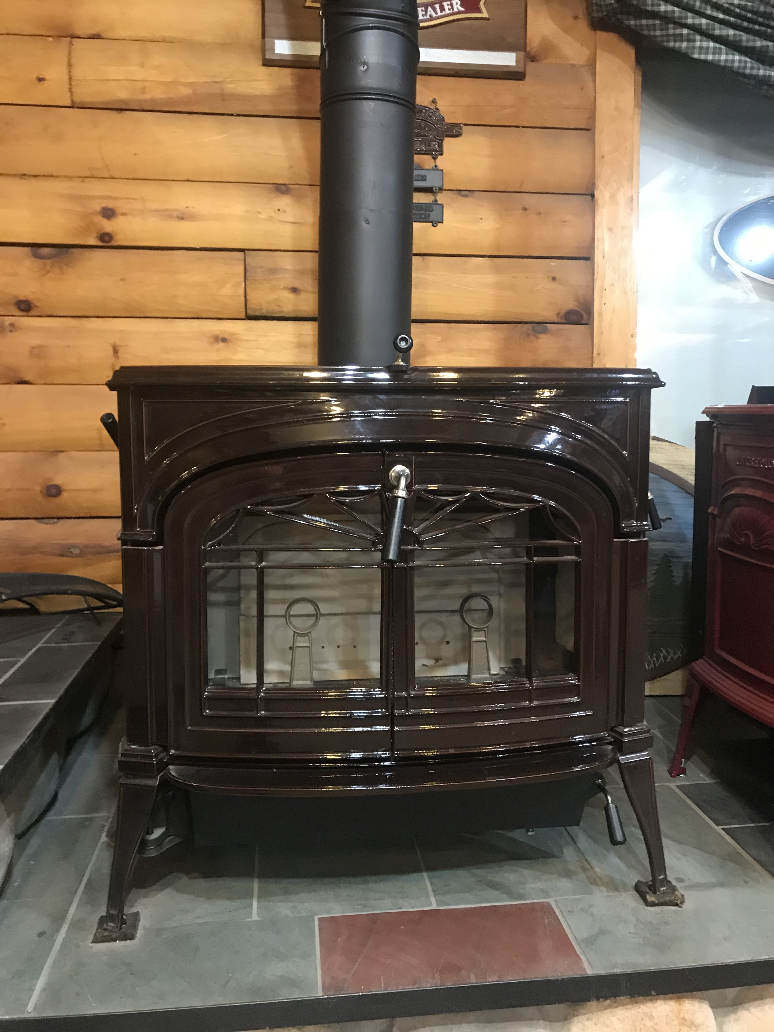 Vermont Castings Encore Wood Stove - Display