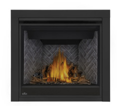 Gas Fireplaces – Direct Vent