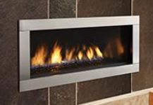 Gas Fireplaces - Contemporary