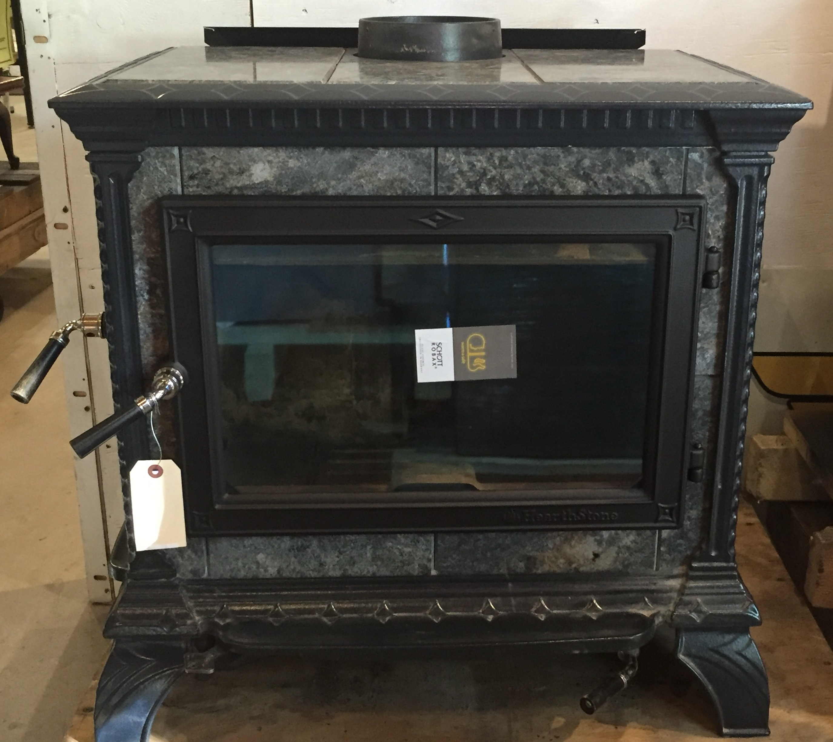Cozy Cabin Stove Amp Fireplace Shop The Cozy Cabin Stove
