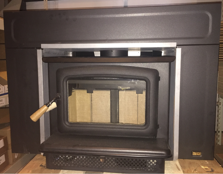 Cozy Cabin Stove Amp Fireplace Shop Wood Inserts