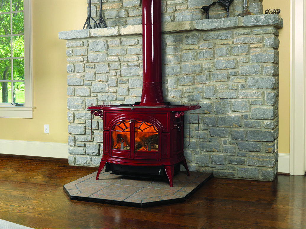Vermont Castings Defiant Flexburn Classic Style Wood Stove