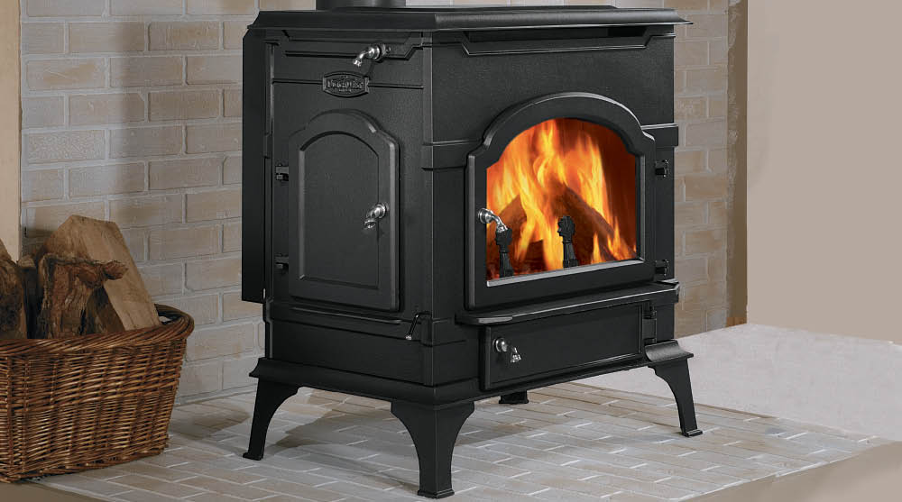 Small Majestic Dutchwest Non Catalytic Wood Stove