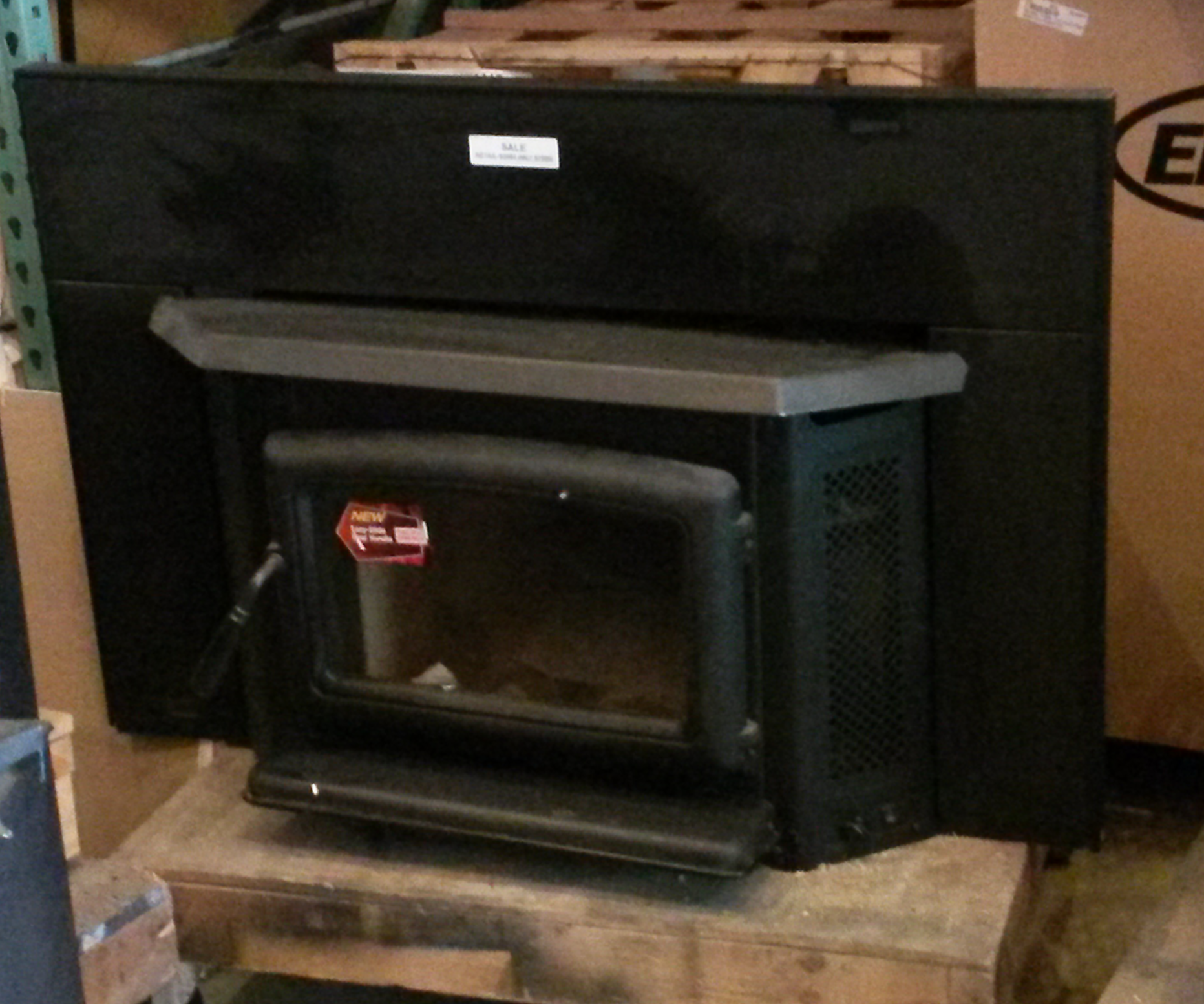 Pacific Energy Super Wood Insert